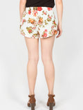 Allison Avery - Floral Shorts - Free Shipping Over $50