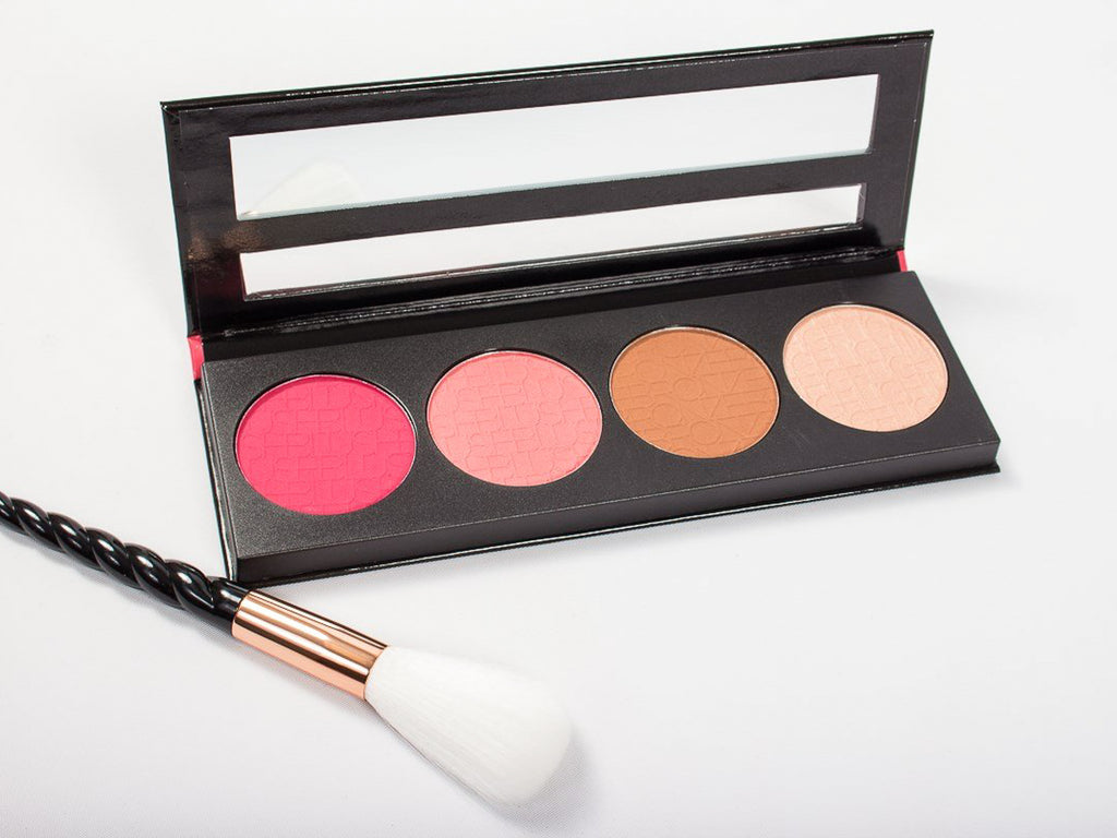 Allison Avery - Quad Blush Collections - Free Shipping Over $50
