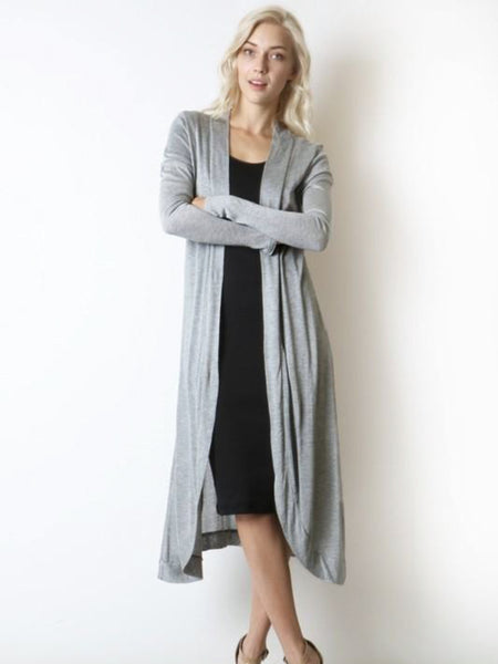Allison Avery - Lightweight Duster - Free Shipping Over $50