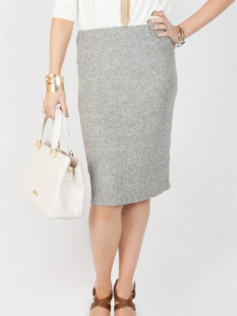 Allison Avery - Perfect Pencil Midi Skirt 1 - Free Shipping Over $50
