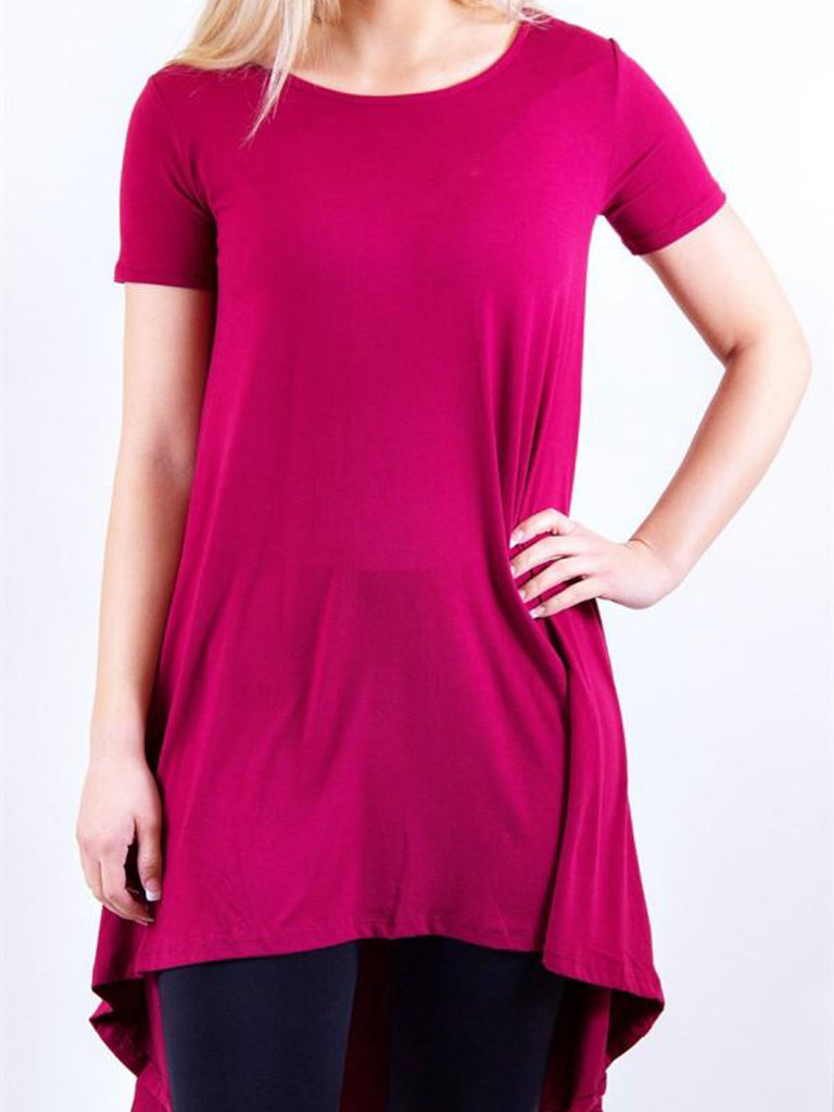 Allison Avery - Favorite Hi Lo Tunic - Free Shipping Over $50