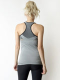 Allison Avery - Mesh Paneled Workout Tank - Free Shipping Over $50