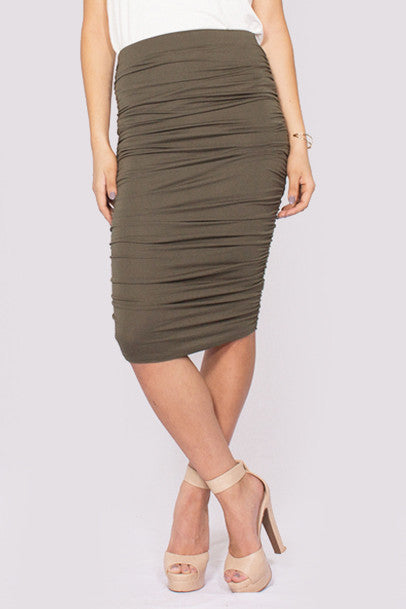 Allison Avery - Ready For Success Skirt - Free Shipping Over $50