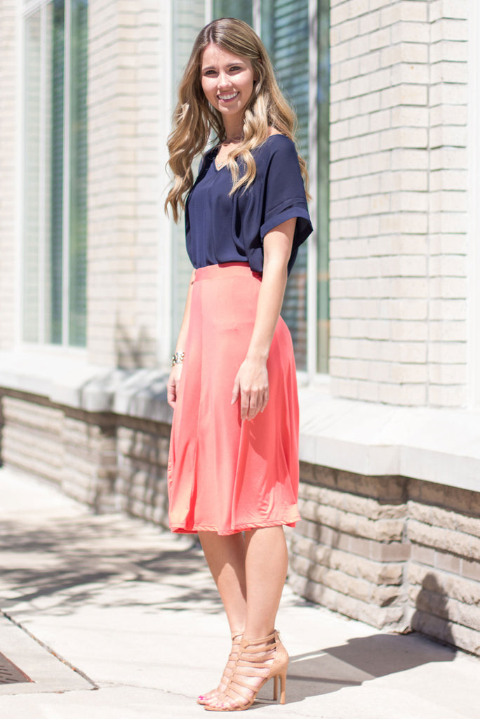 Who Runs The World Skirt - Free Shipping Over $50 | AllisonAvery.com - 8