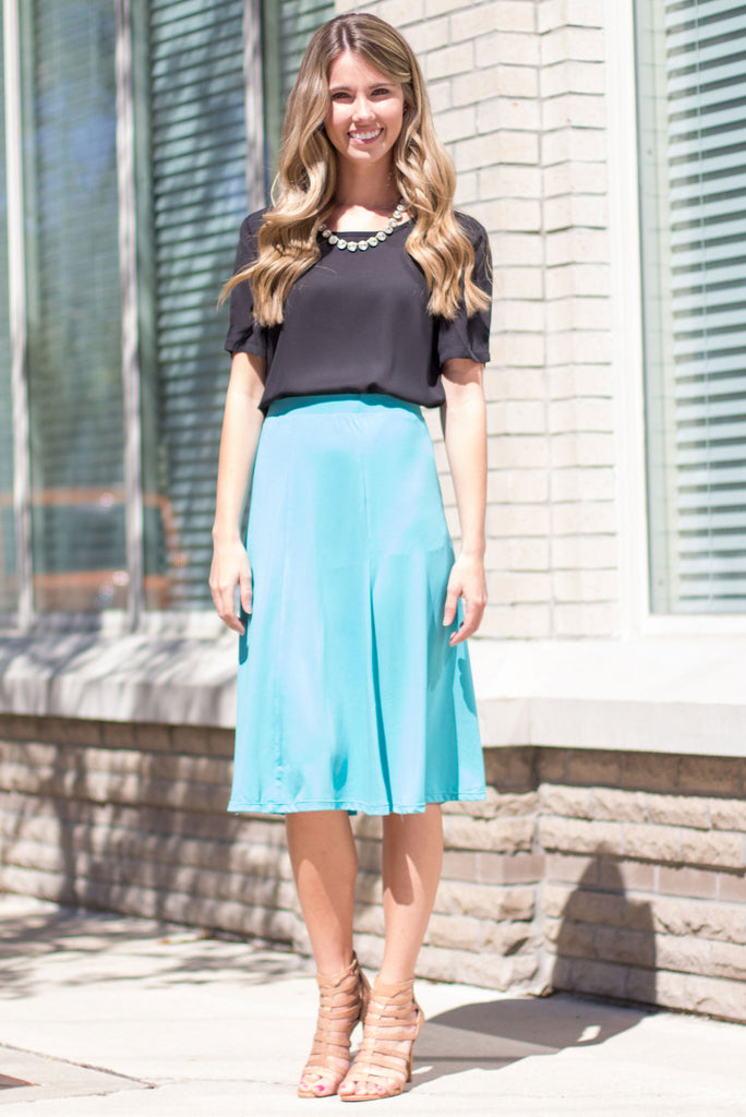 Who Runs The World Skirt - Free Shipping Over $50 | AllisonAvery.com - 13