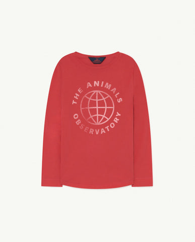 TAO Cricket Red Planet T-shirt