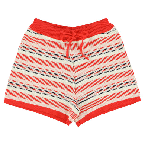 Aymara Flame Stripe Martina Shorts