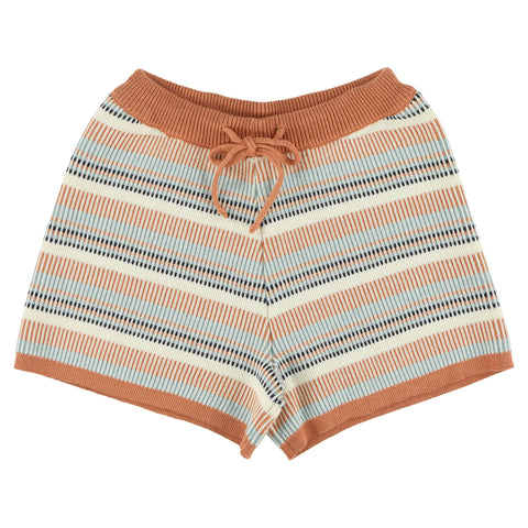 Aymara Copper Stripe Martina Shorts