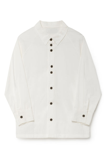 Little Creative Factory White Horizon Shirt