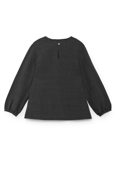 Little Creative Factory Slate Lucia's Oversized Blouse