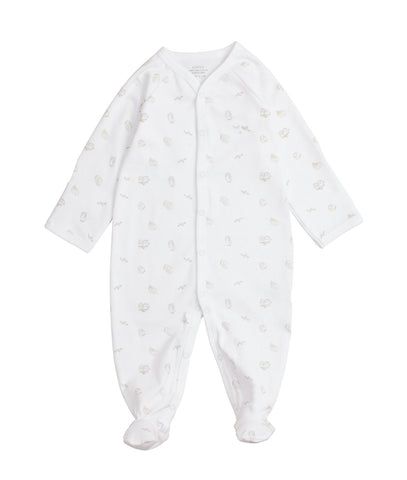 Livly Stockholm Owl Simplicity footie