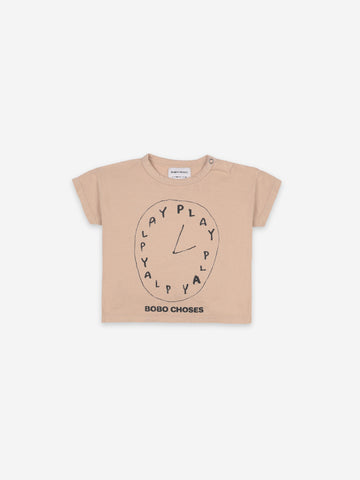 Bobo Choses Baby Playtime Short Sleeve Tshirt