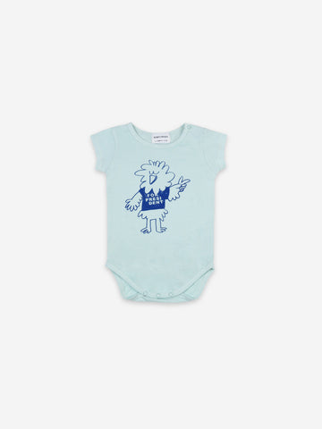 Bobo Choses Bird Says Yes Short Sleeve Body