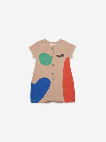 Bobo Choses Play Landscape Playsuit