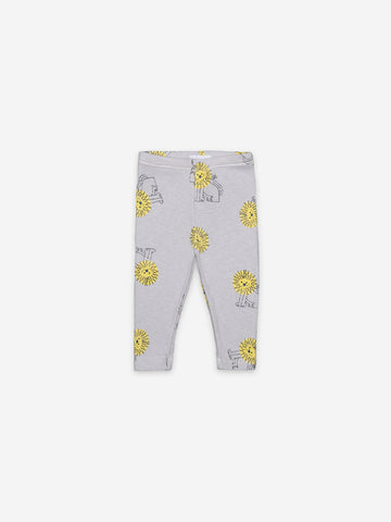 Bobo Choses Baby Pet A Lion All Over Leggings