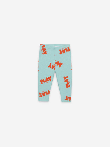 Bobo Choses Baby Play All Over Leggings