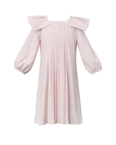 Aisabobo Blush Pink Sally Dress