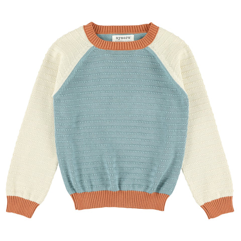 Aymara Milo Color Block Jumper