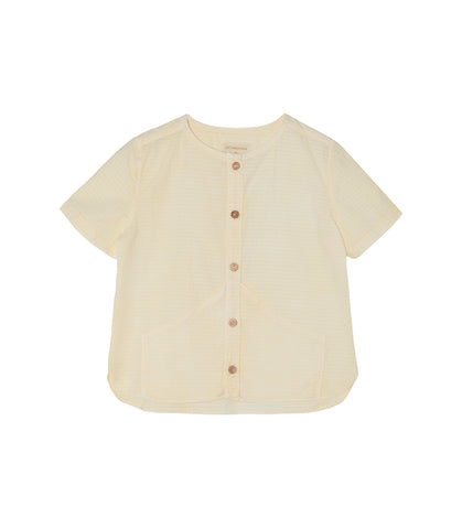 Yellow Pelota Soft Lemon Kangaroo Shirt