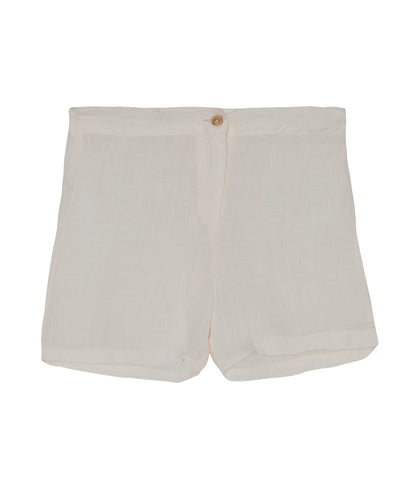 Yellow Pelota Natural Flour Vega Shorts