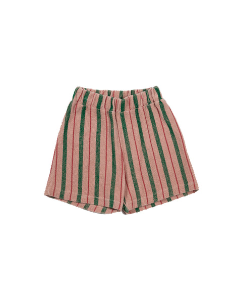 The Campamento Striped Terry Short