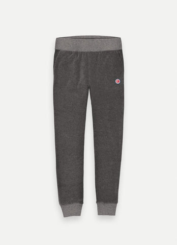 Colmar Grey Velour Sweat Pants