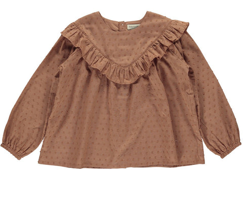Marmar Copenhagen Rose Blush Blouse