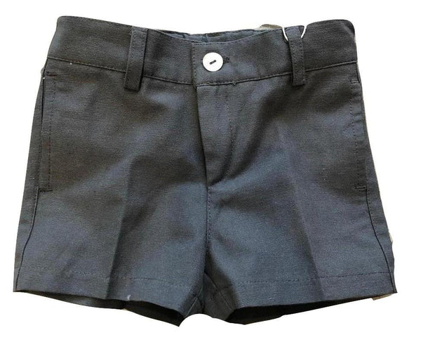 Pilar Batanero Dark Grey Carbon Shorts