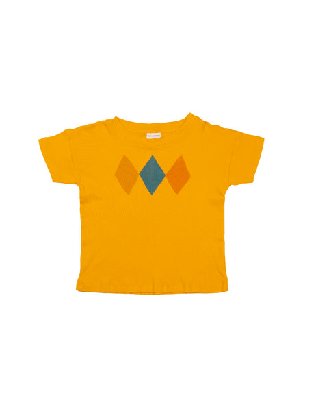 The Campamento Three Diamond Short Sleeve T-shirt