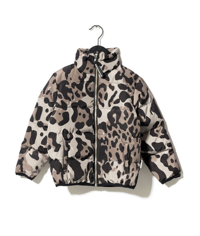 Sometime Soon Thor Animal Print Jacket