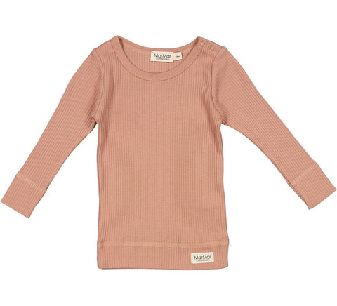 Marmar Copenhagen Rose Brown Kids PJ Set
