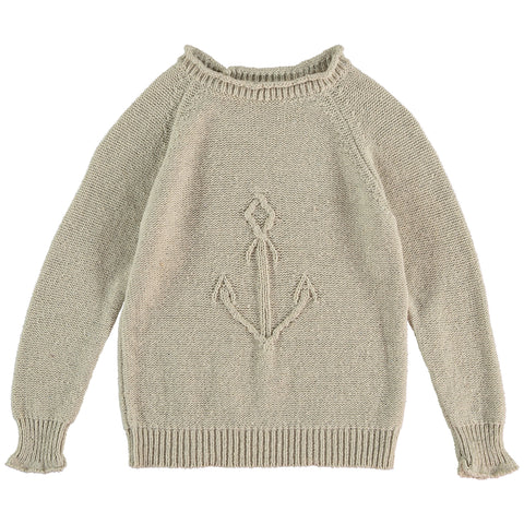 The New Society Natural Pierre Sweater