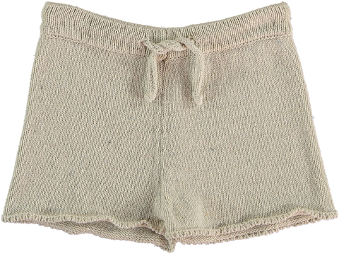 The New Society Natural Travis Shorts