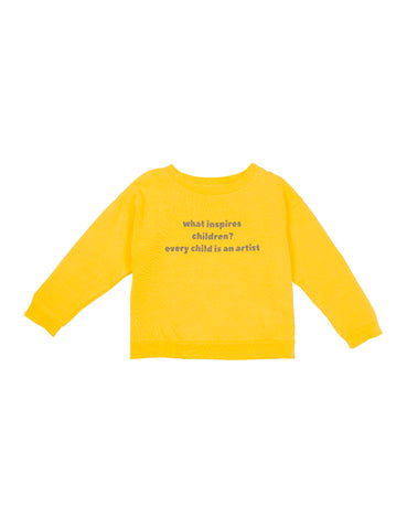 The Campamento Inspires Children Sweatshirt