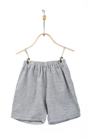 CoDonsje Amsterdam Light Grey Evan Shorts