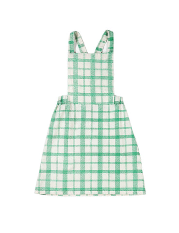 The Campamento Plaid Dress