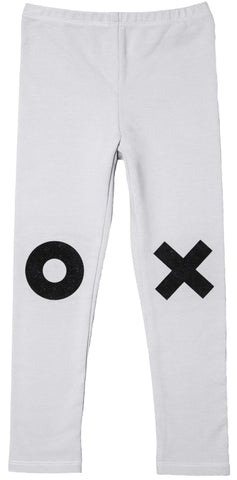 OX Wear Leggings Steel Grey O X