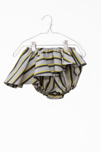 Motoreta Striped Print Elina BB Short