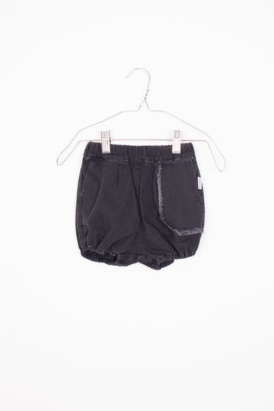 Motoreta Black Denim Bloomer