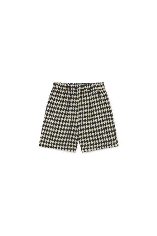 Little Creative Factory Baby Black Tiny Diamonds Shorts