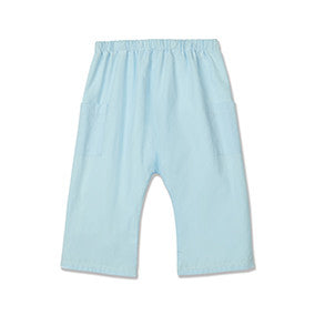 Marie Chantal Pale Blue Pull On Trousers