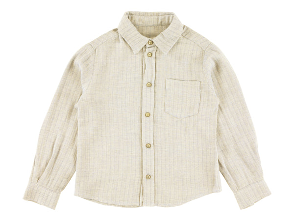 Morley ben gaze white Boy Shirt (beige)