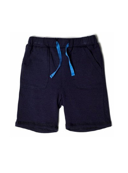 Egg baby Navy Jersey Shorts