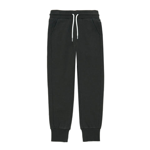 Hundred Pieces Charcoal Slim Cotton Jogger