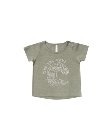 Rylee & Cru Ride the Wave Basic Tee