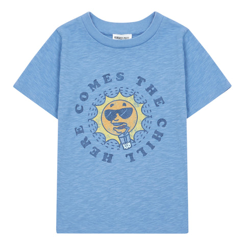 Hundred Pieces Blue Chill T-shirt