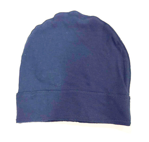 Flora and Henri Beanie Navy