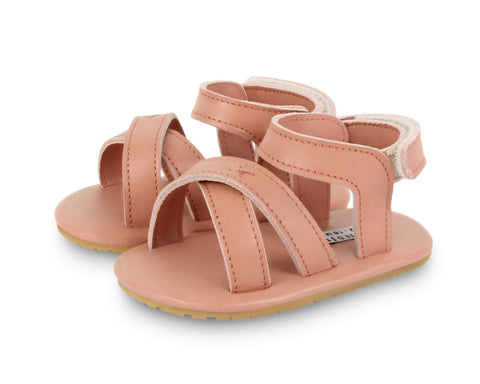 Donsje Amsterdam Rose Dawn Leather Giggles Sandal