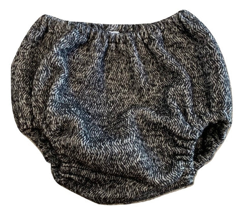 Pequeno Tocon Tweed Bloomer
