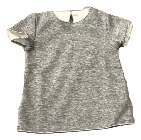 Latte e Biscotti Grey T-Shirt